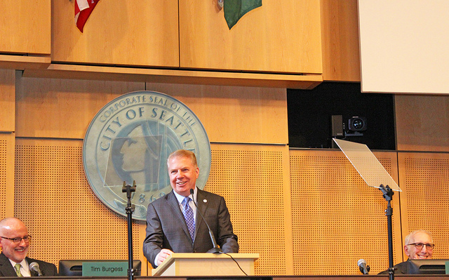 Mayor Ed Murray