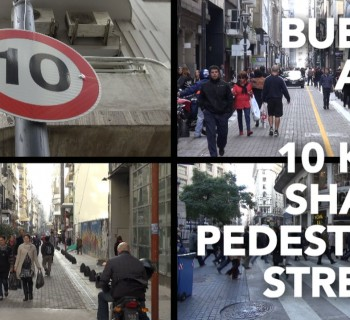 Sunday Video: People-Friendly Buenos Aires