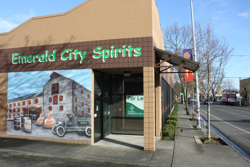 A one story liquor store is another opportunity for growth.
