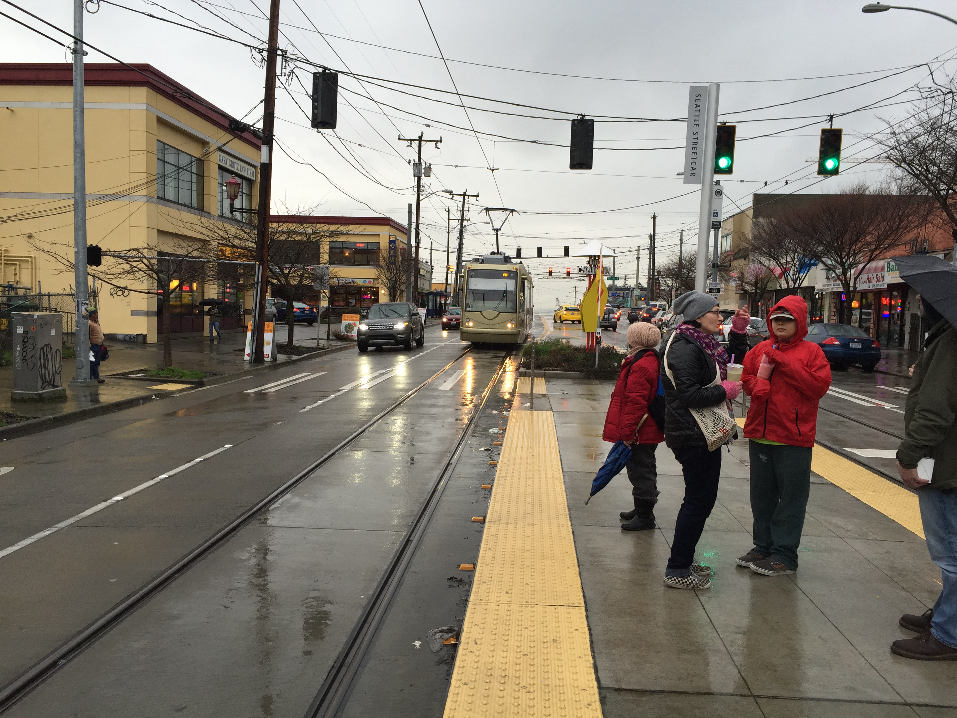 First Hill Streetcar Opens With Lessons For Future Lines