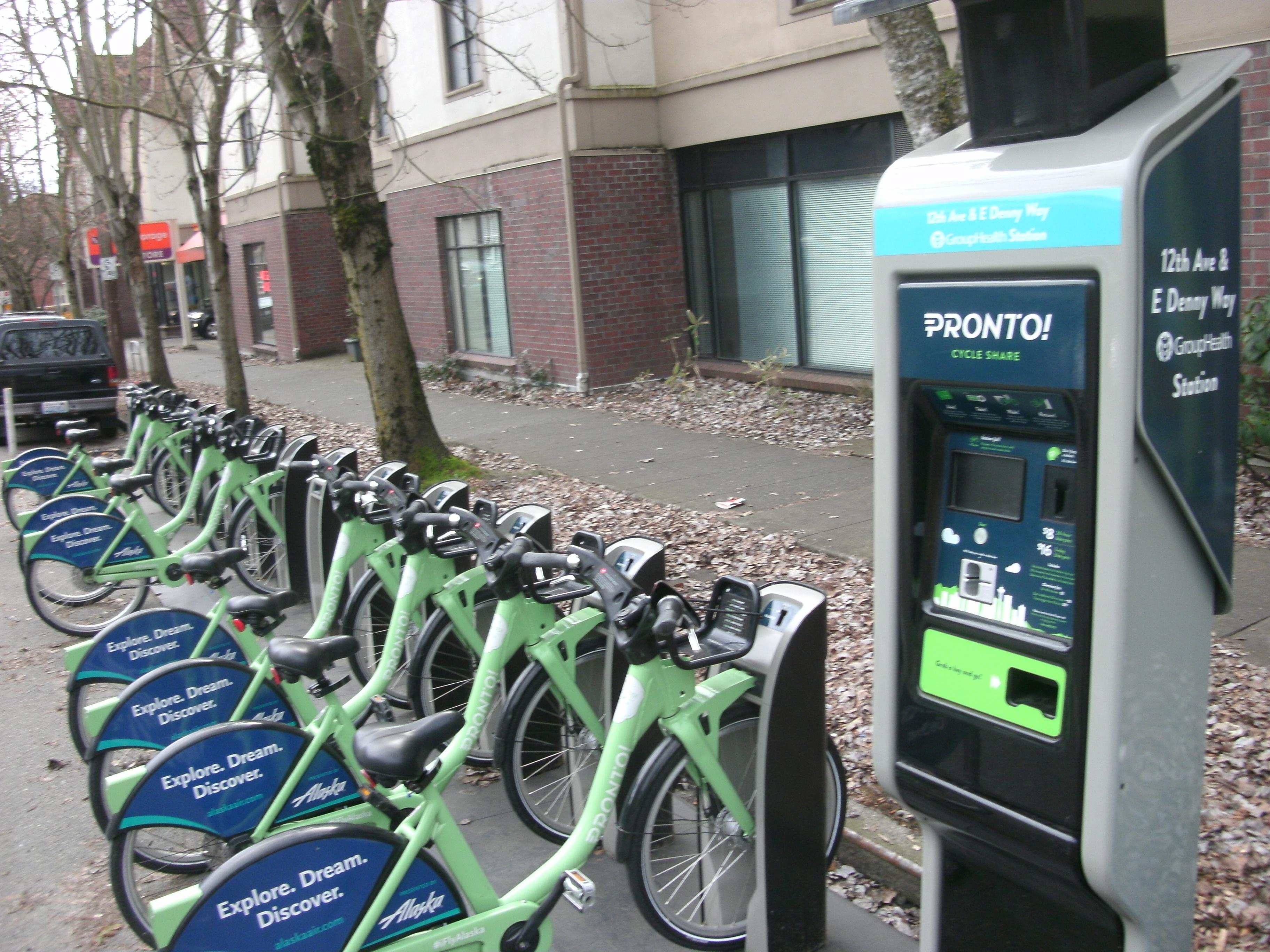 Investing In Seattle Bikeshare Starts Now The Urbanist