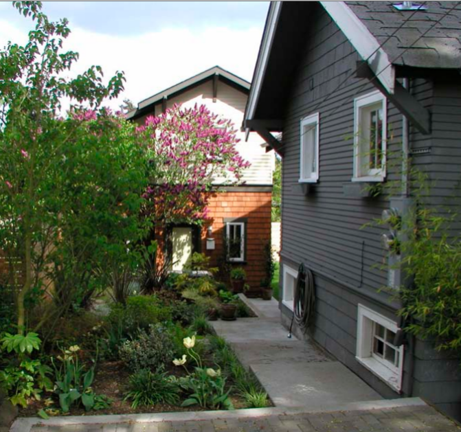 Let Us Build Backyard Cottages The Urbanist