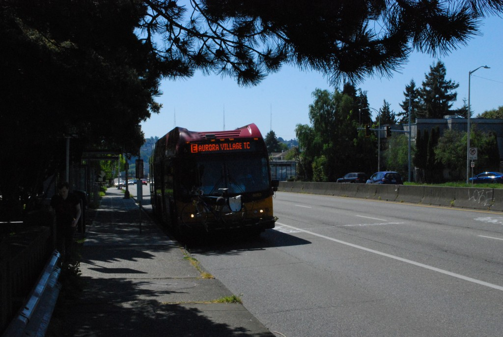 The RapidRide E's southernmost North Seattle stop is at 45th Street. A 38th Street stop would open up a densely populated walkshed includes Lower East Fremont and southwest Wallingford.