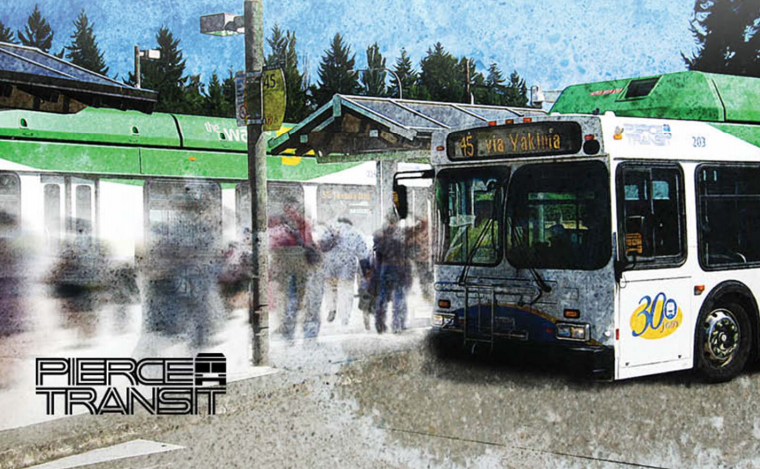 Pierce Transit Sketch