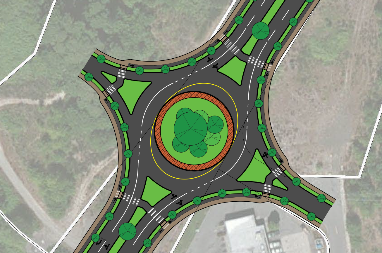 The rise of roundabouts safer for all the urbanist for Outer space urban design
