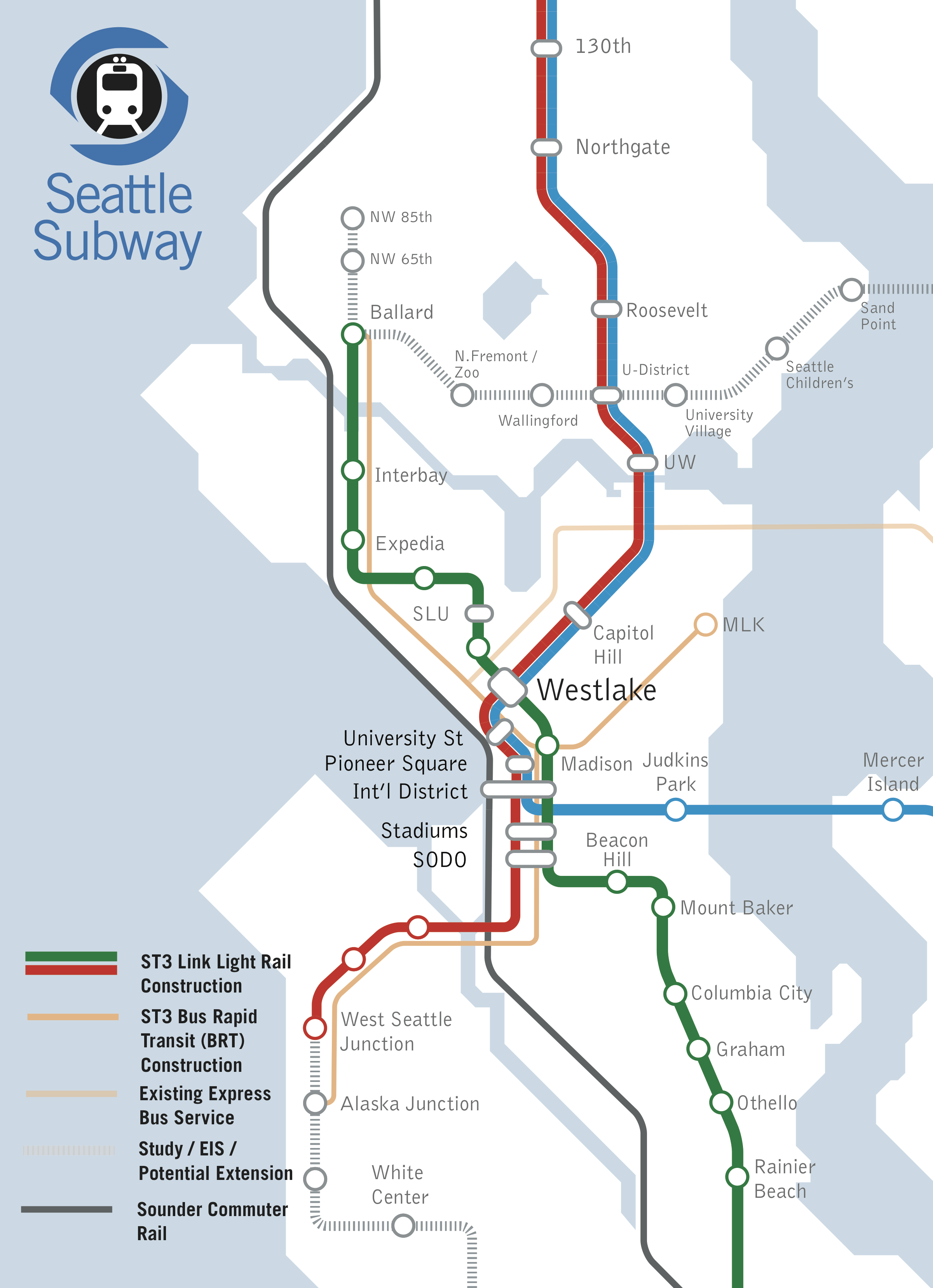 subway expansion plan The de blasio administration called the brooklyn area prime for expansion, but its idea is not new — the line has been debated, shelved and debated again.