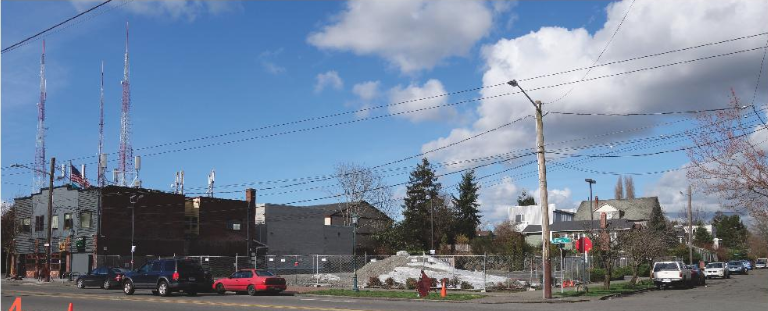 The Liberty Bank Site. (Capitol Hill Housing)