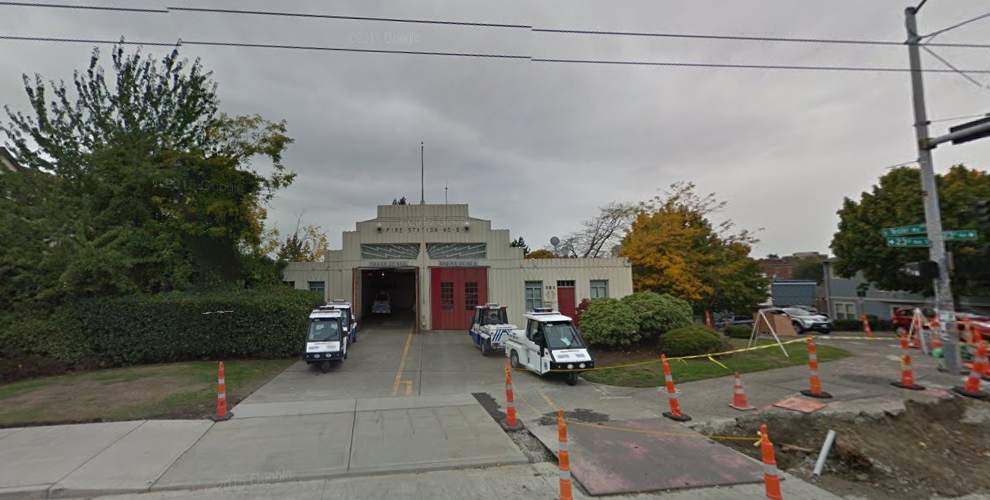 Old Fire Station 6. (Google Maps)