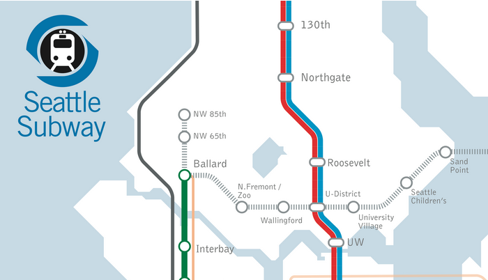 Sound Transit 3 Sets Seattles Light Rail Up For Expansion The