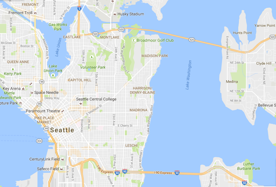 Whats Better Than A Lid Remove I5 Entirely From Central Seattle