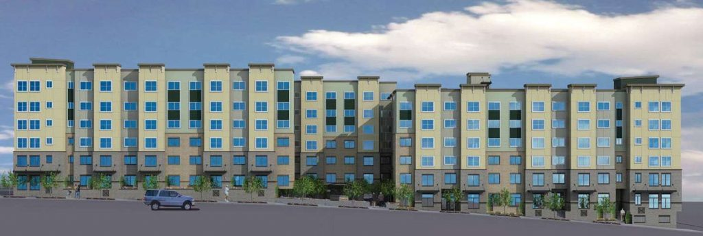 Lynnwood City Center Senior Living Apartments are at at 19501 40th Ave. W.