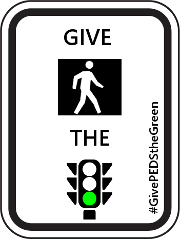 Give Pedestrians the Green