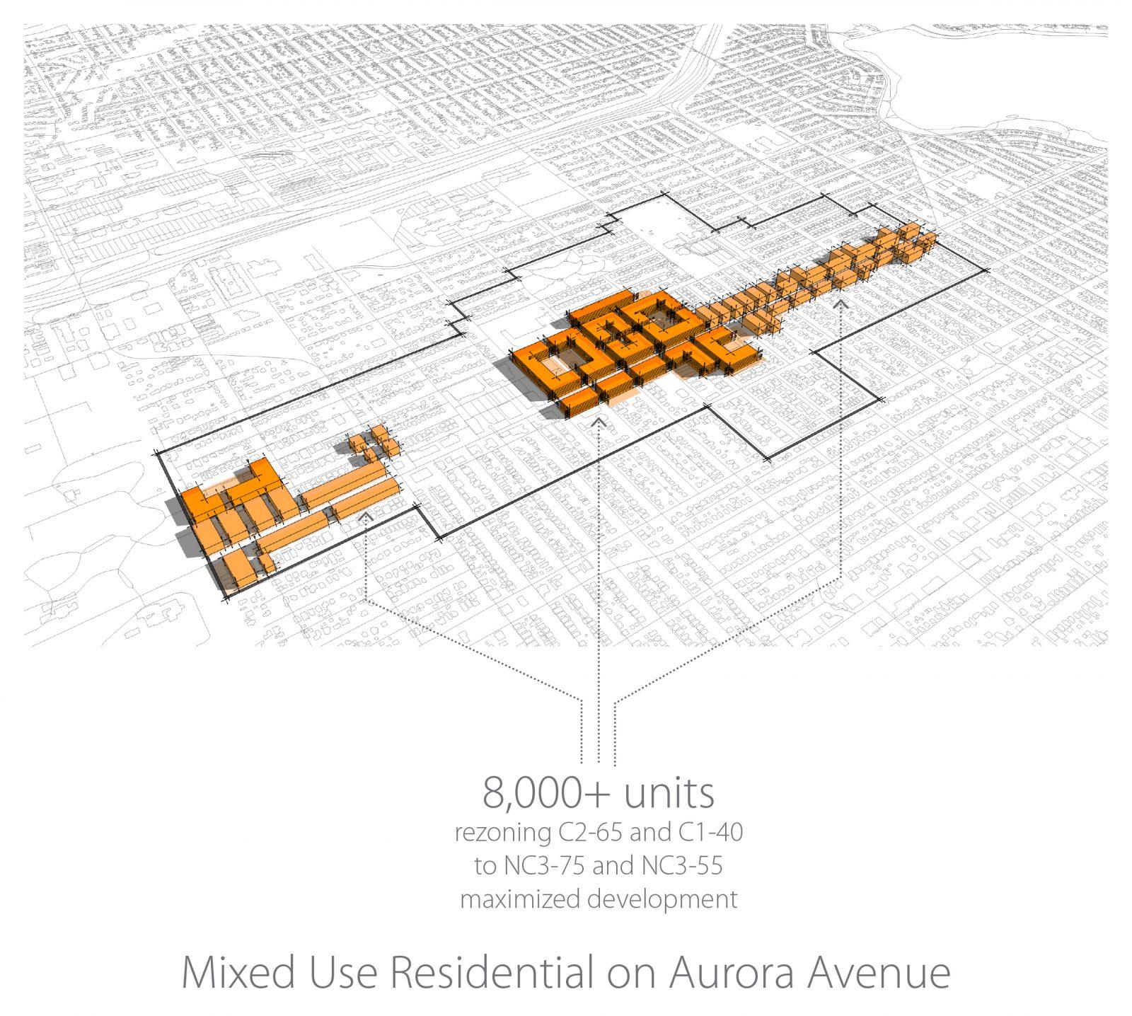 Rezoned, Revitalized Aurora » The Urbanist